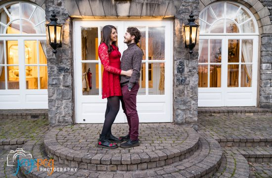 A pre-wedding photoshoot at the grange hotel