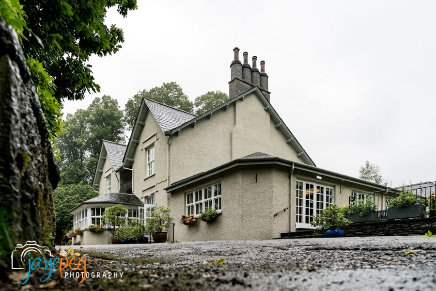 briery wood country house hotel in the lake district rain