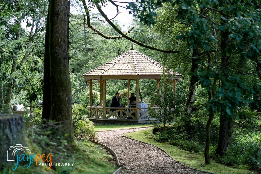the gazebo at gilpin lake house